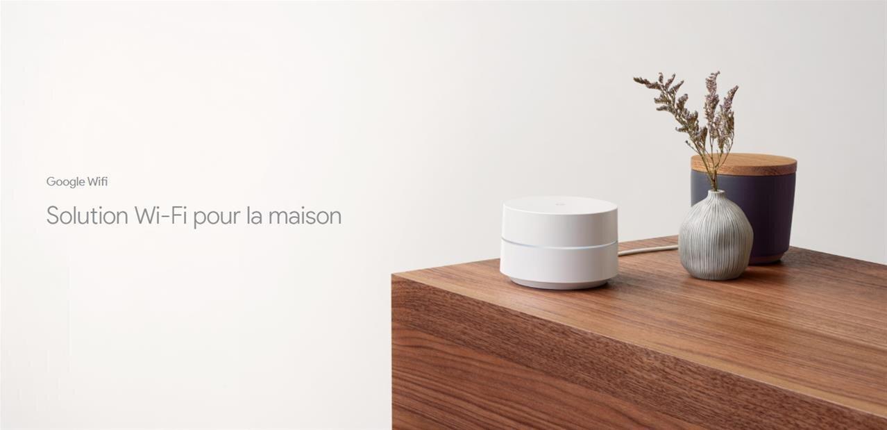 Google Wifi : le géant du Net veut prendre place dans votre salon et votre réseau