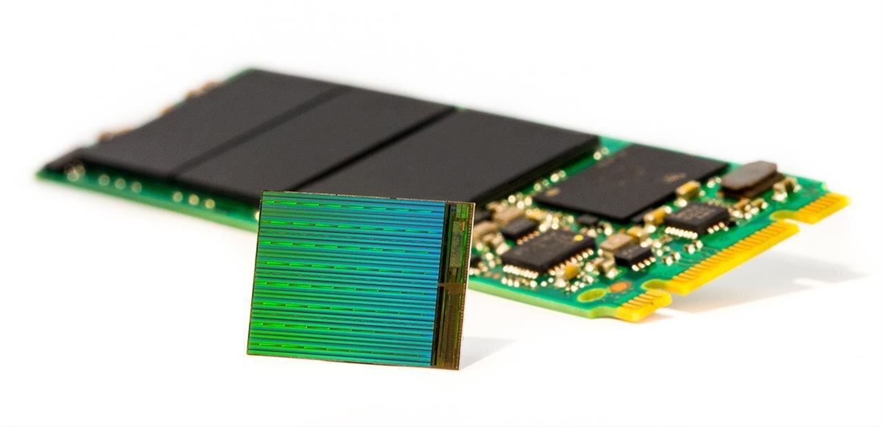 SSD : Intel présente ses 540 Series (TLC), la 3D NAND arrive enfin chez Micron