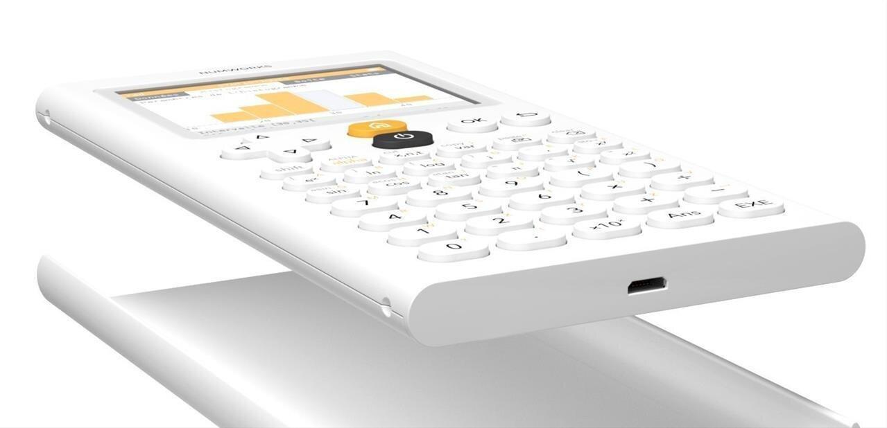 Numworks : on  a testé la«calculatrice réinventée», tient-elle ses promesses ?