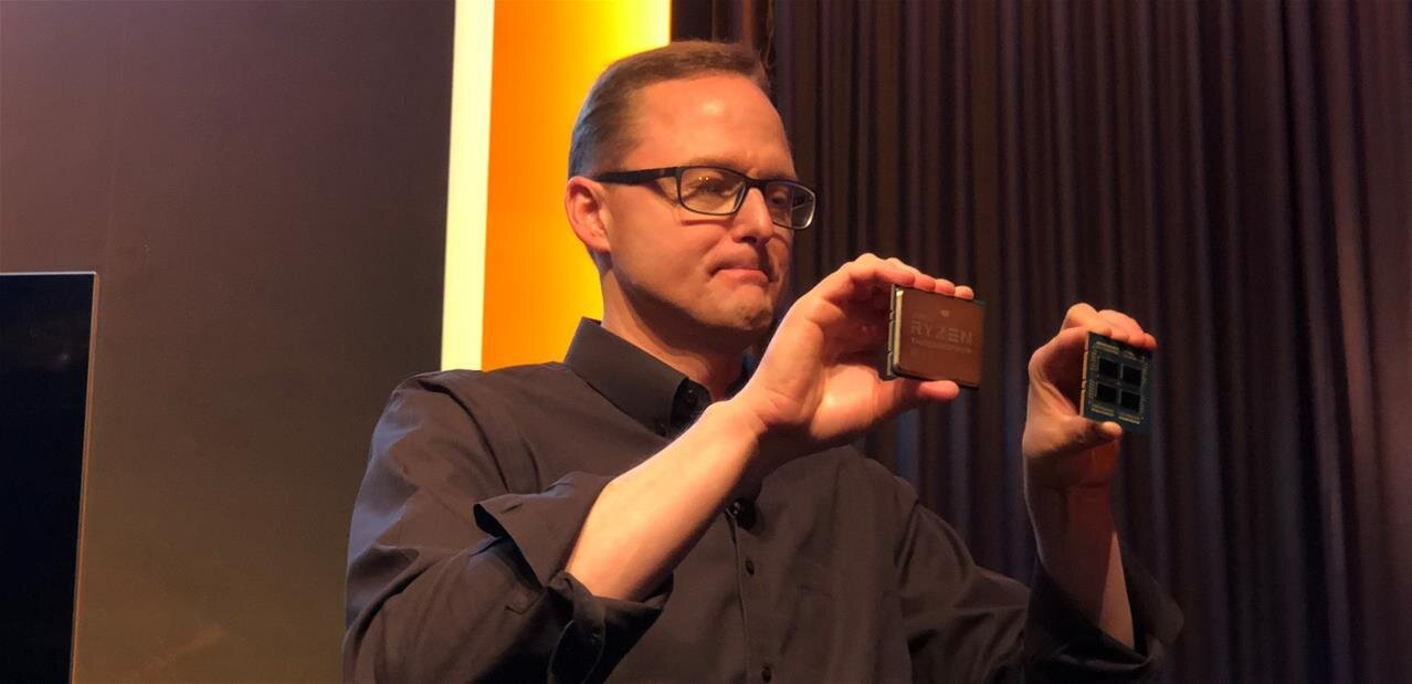 AMD : Threadripper 32 cœurs, Radeon Nano 56, partenariat avec Huawei... mais peu de détails