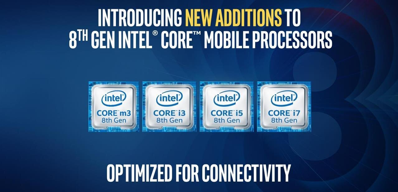 Whiskey Lake-U et Amber Lake-Y : face à la concurrence, Intel revoit ses CPU à 5 ou 15 watts de TDP