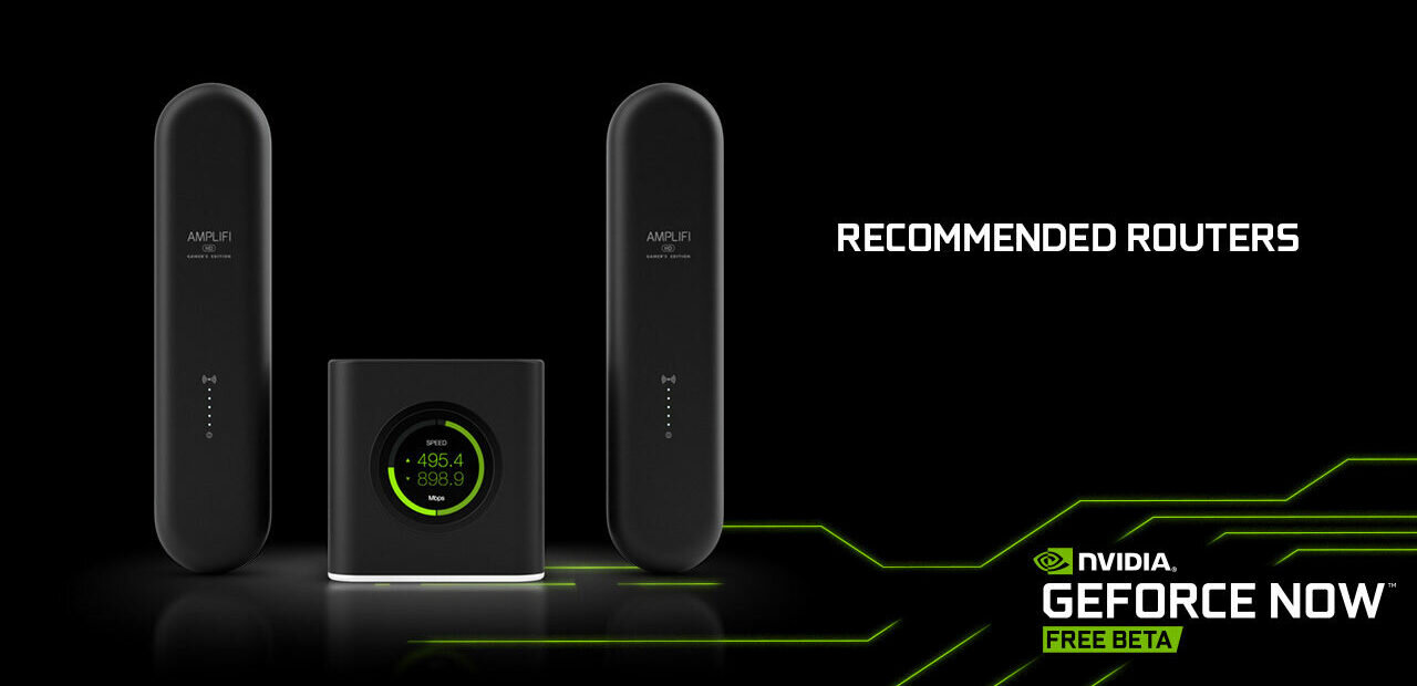 Les routeurs certifiés GeForce Now par NVIDIA vont se multiplier