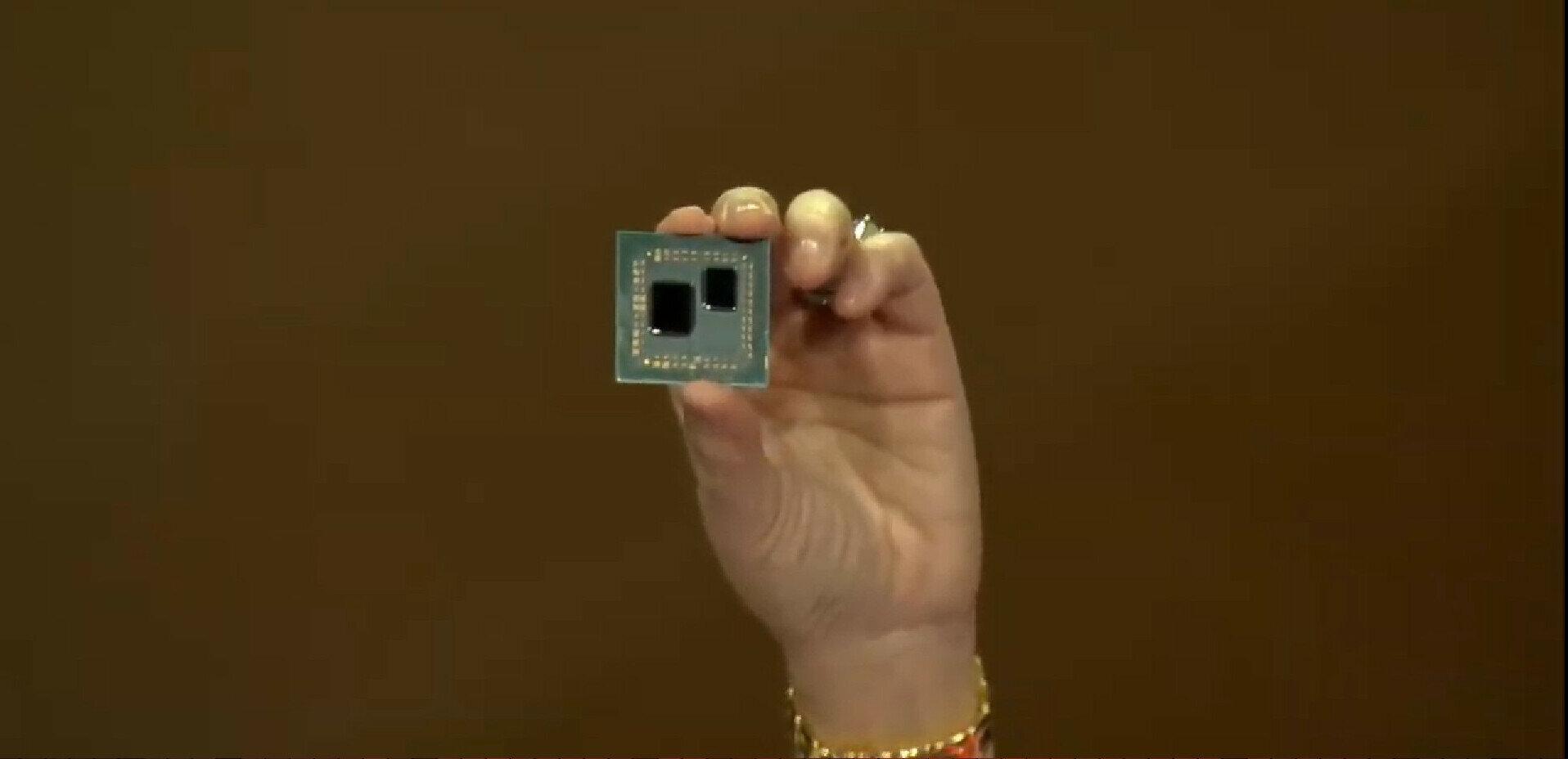 AMD dévoile la composition d'un Ryzen en 7 nm, le lancement prévu d'ici l'été