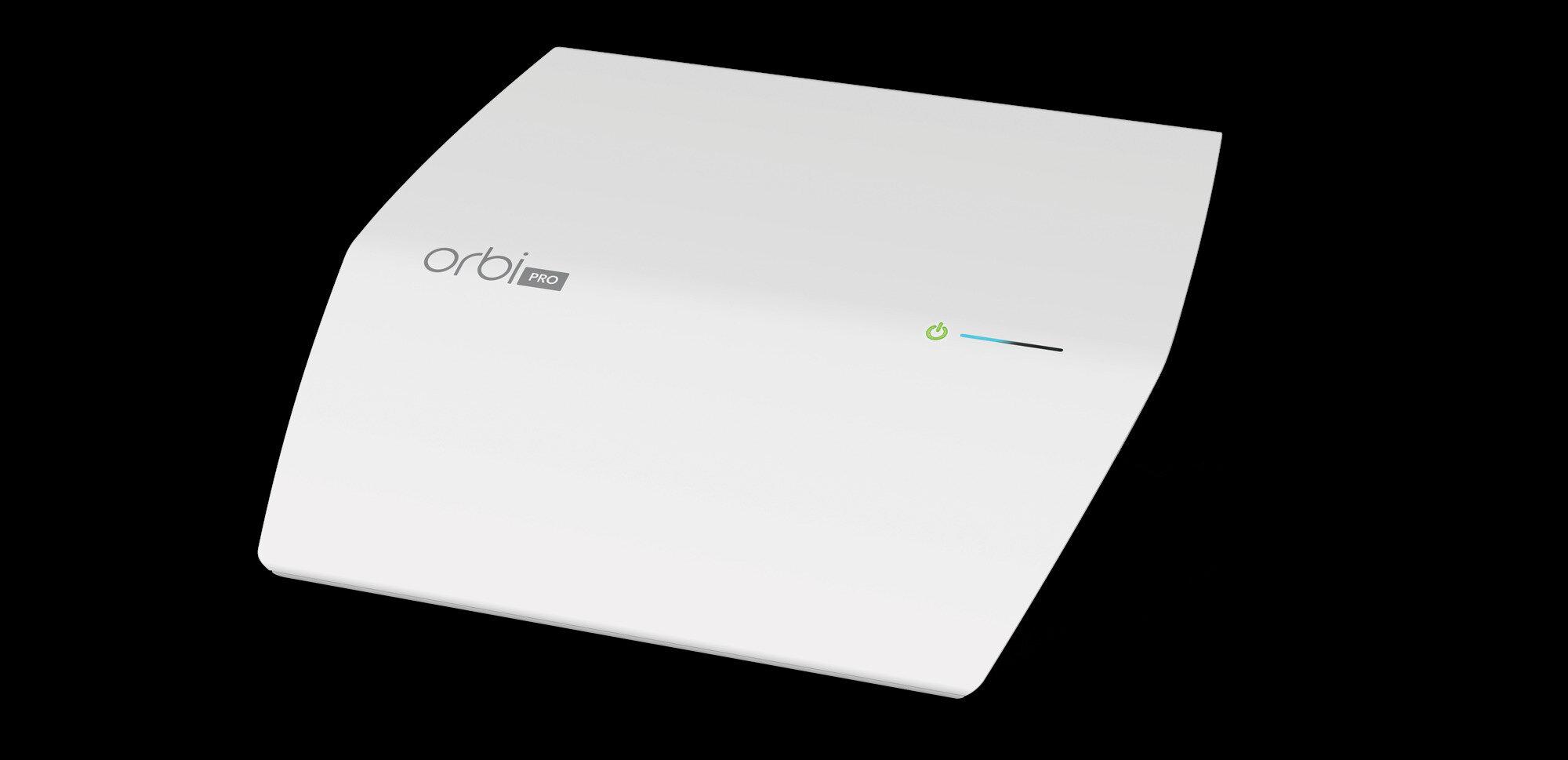 SRC60 : un satellite pour plafond avec PoE rejoint l'offre Wi-Fi Mesh Orbi Pro de Netgear