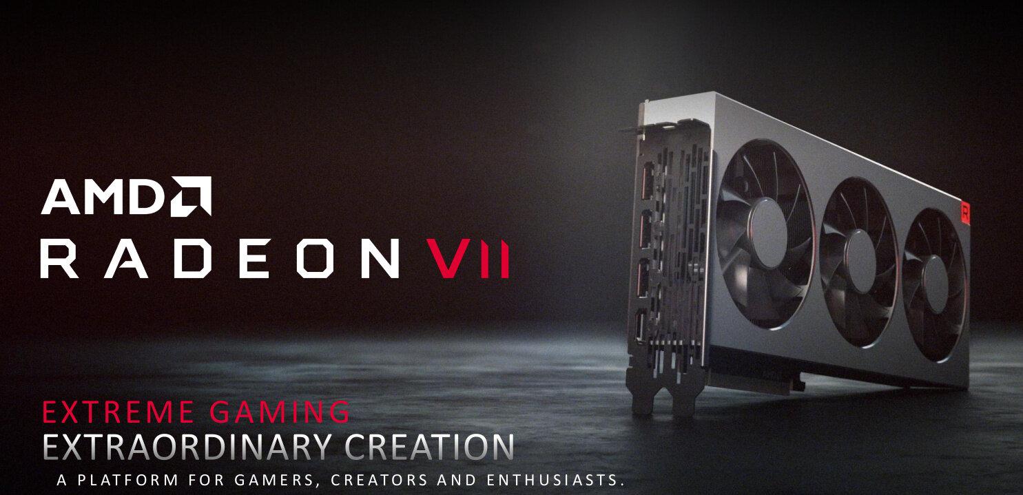 Radeon VII d'AMD : faut-il craquer ?