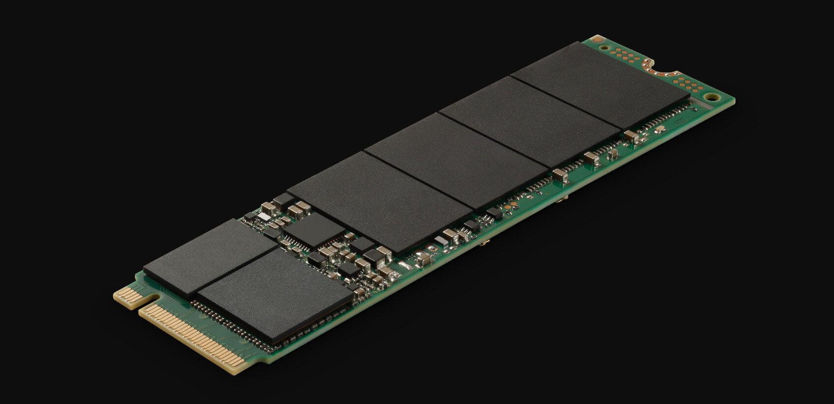 Micron 2200 : des SSD M.2 PCIe (NVMe) jusqu'à 3 Go/s avec un contrôleur maison