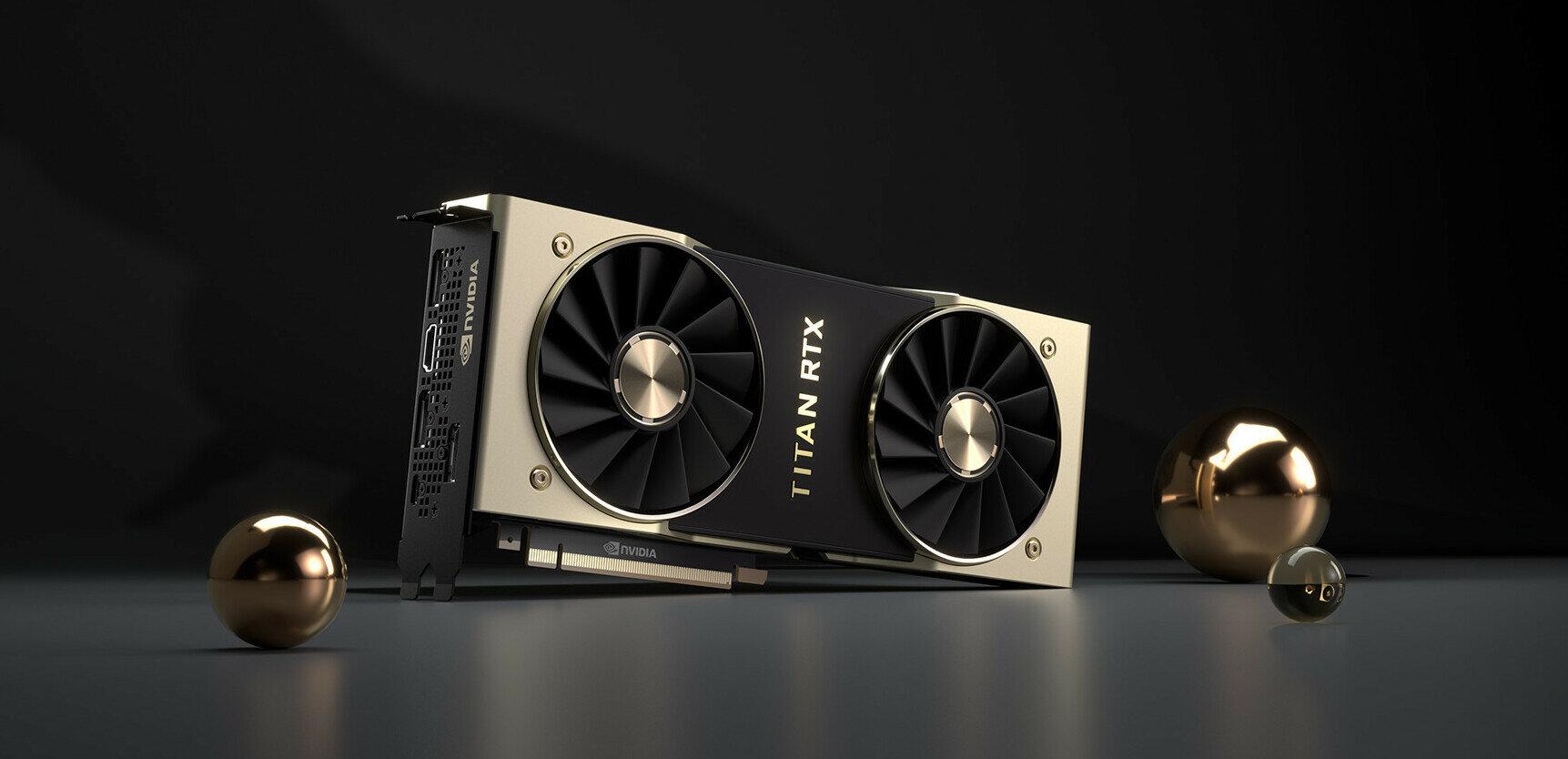 Arnold 5.3 gère les GeForce RTX, NVIDIA publie son premier Creator Ready Driver