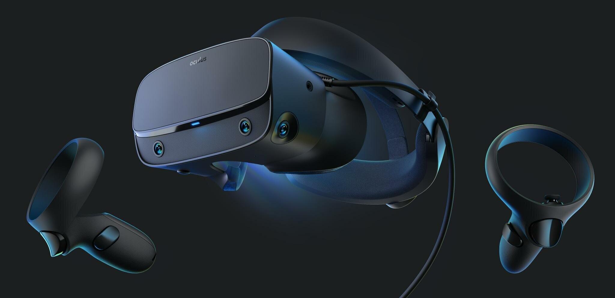 Oculus Rift S : un nouveau casque de VR à 399 dollars
