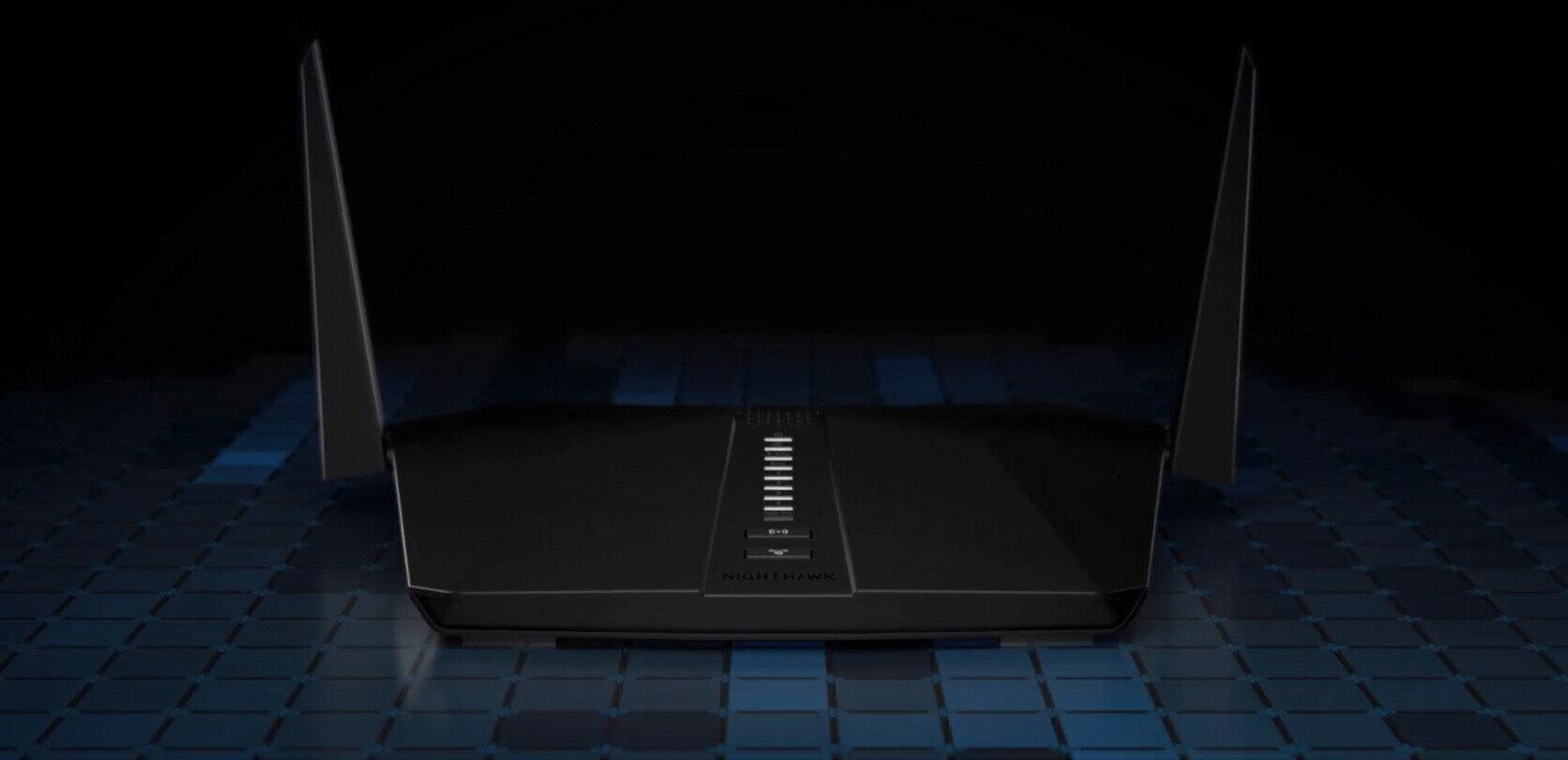 Nighthawk AX4 (RAX40) : Netgear mise sur Intel pour son routeur Wi-Fi 6 à petit prix