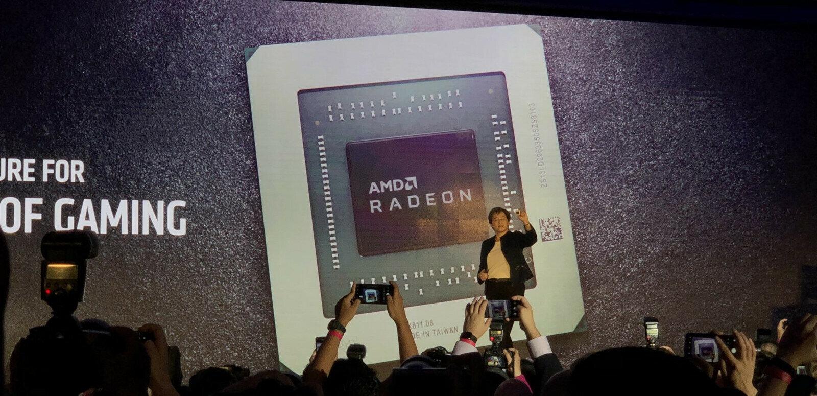 Radeon RX 5700 (Navi) : nouvelle architecture RDNA, tous les détails à l'E3
