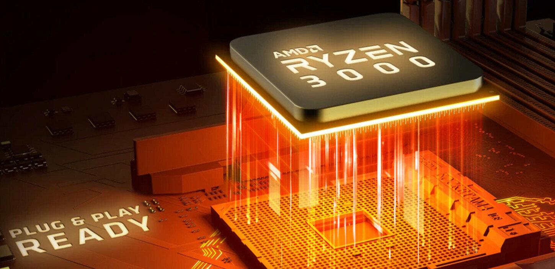CPU Ryzen de 3ème génération : certaines cartes mères A320 pourront être compatibles