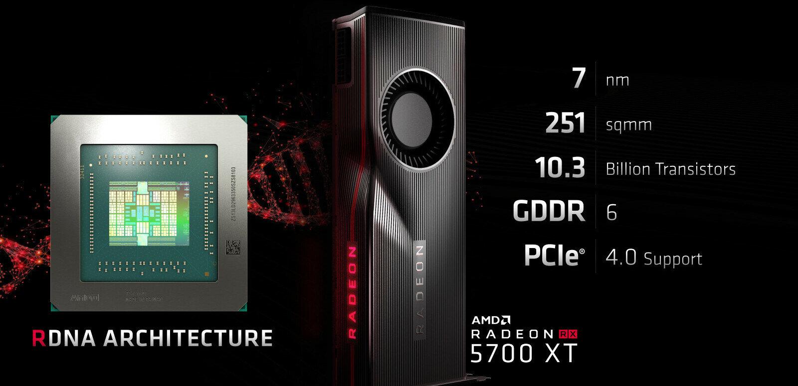 La Radeon RX 5700 XT édition 50ème anniversaire sera bien disponible en France