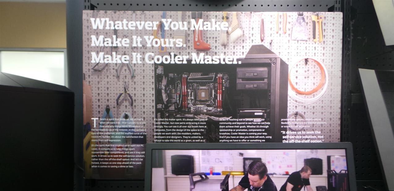 Modularité et personnalisation : Cooler Master repense ses gammes de produits