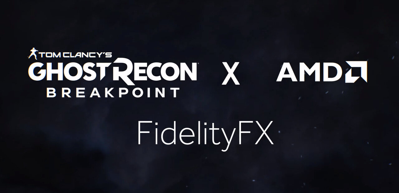 Ghost Recon Breakpoint : Ubisoft intègre Fidelity FX d'AMD