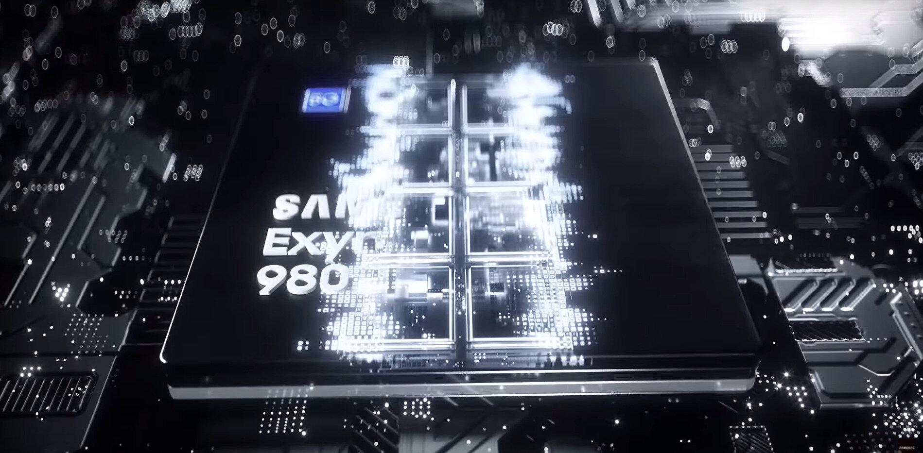Exynos 980 : Samsung dévoile son premier SoC avec 5G, huit cœurs et Wi-Fi 6