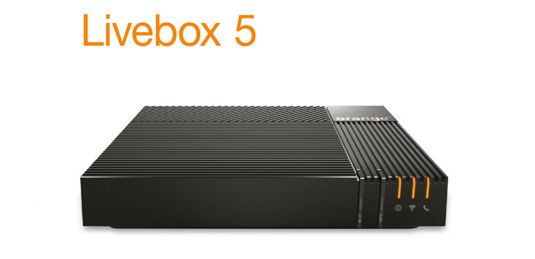 Livebox 5 : une simple révision avec quelques astuces marketing