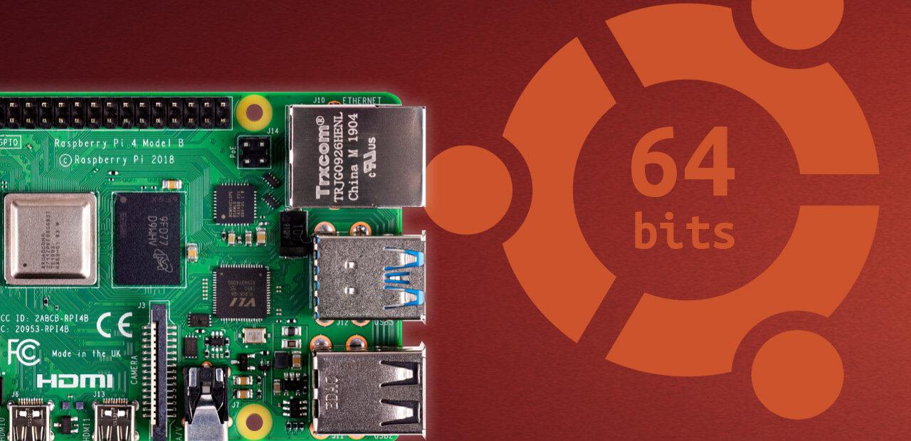 Ubuntu et Raspberry Pi 4 de 4 Go en 64 bits : un premier noyau fonctionnel disponible