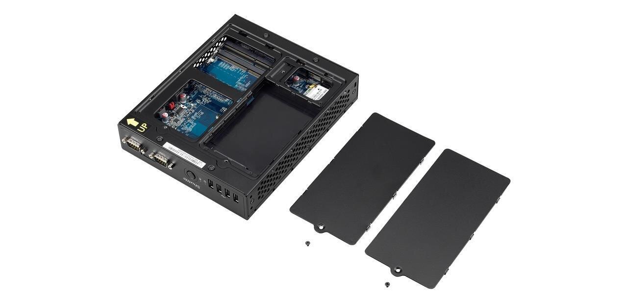 Shuttle : des DS57U passifs à base de Core i3, i5 et i7 et un NS01A sous Android 4.4