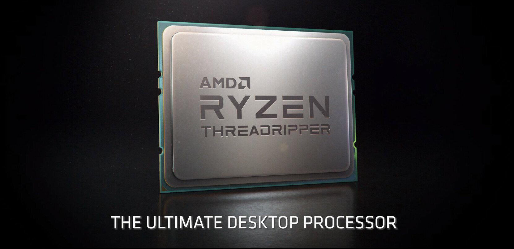 Pour assurer la promo de ses prochains Threadripper, AMD joue la carte Terminator #IH
