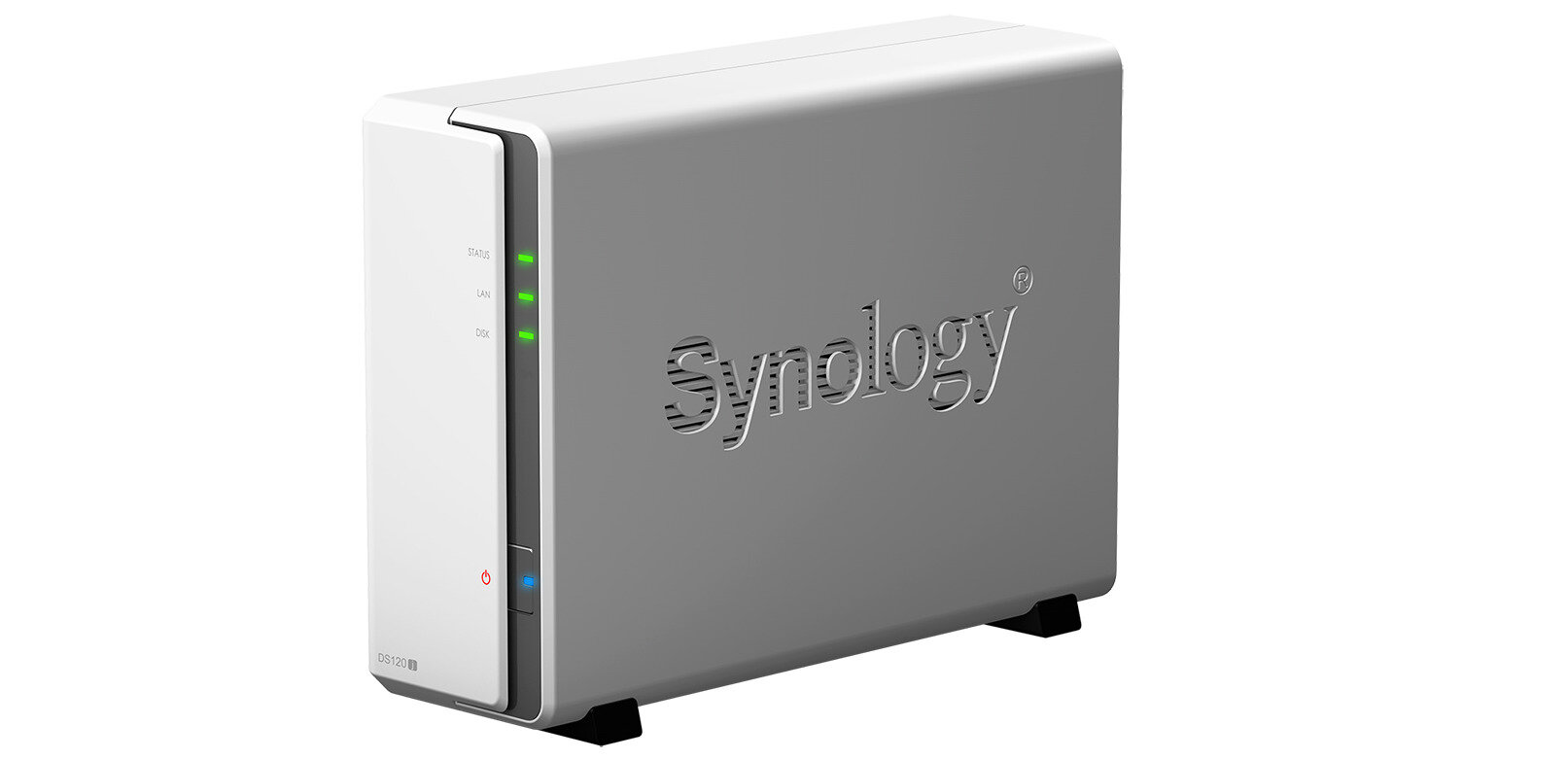 Synology annonce son NAS DS120j à 105 euros