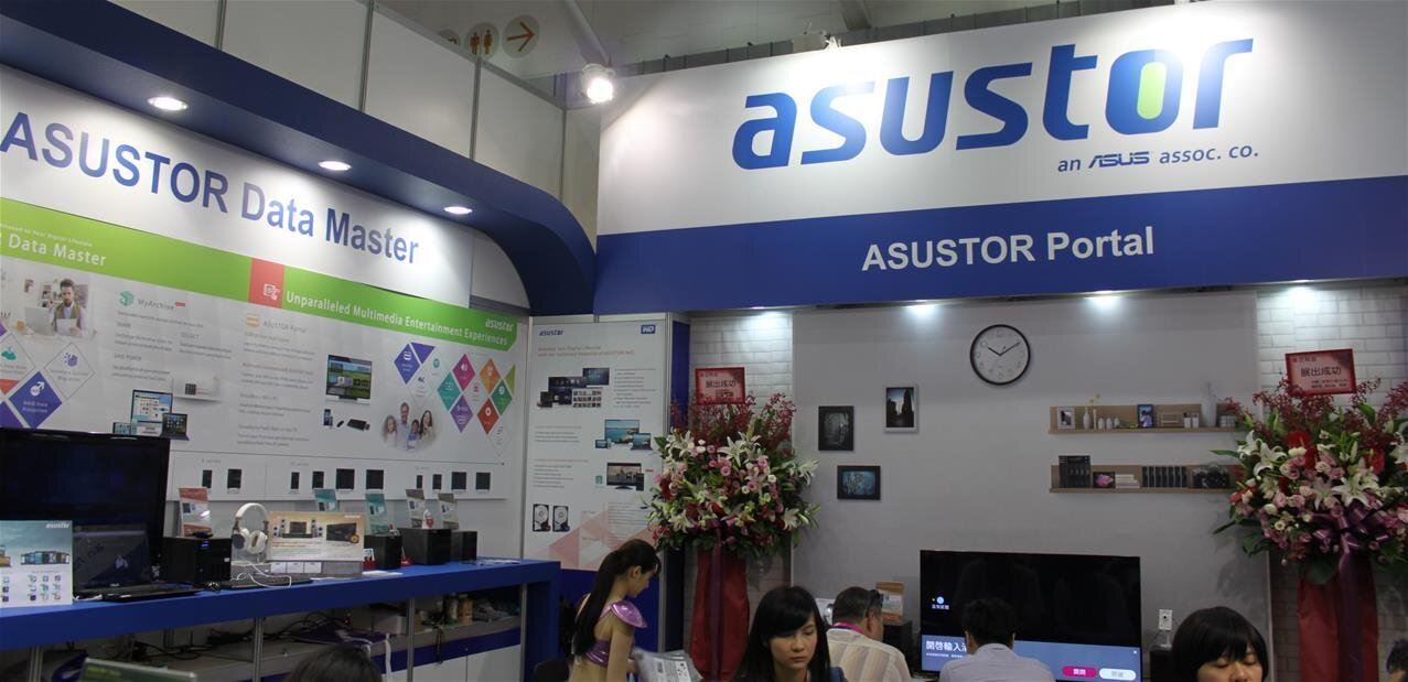 Asustor nous présente ses NAS séries 10 et 61, l'ADM 2.5 et son application AiCast