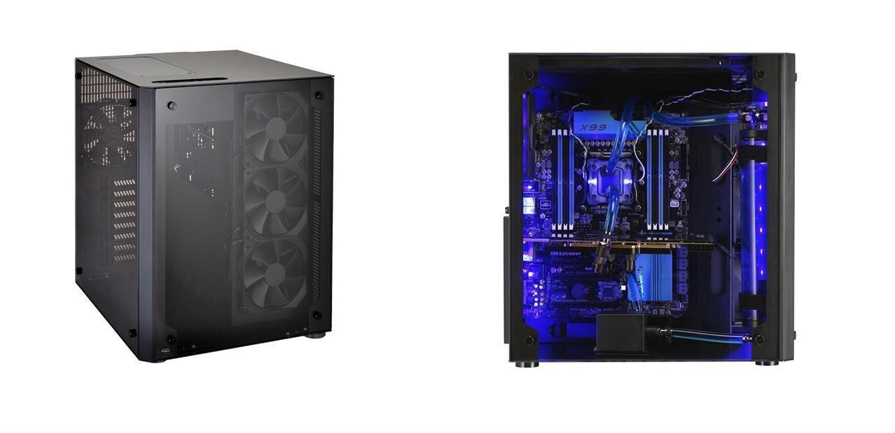 Lian Li : deux nouveaux bureaux avec les DK-Q2 et DK-03 et un imposant PC-O8