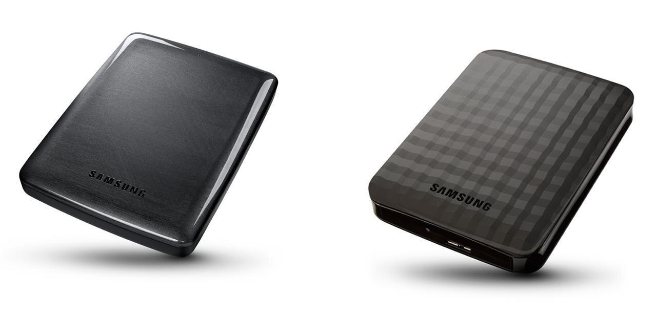 Samsung M3 et P3 Portable : les HDD externes de 4 To« les plus fins et légers du monde »