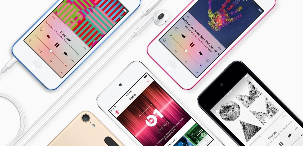 L'iPod Touch se paye une cure de jouvence, le Nano et le Shuffle stagnent