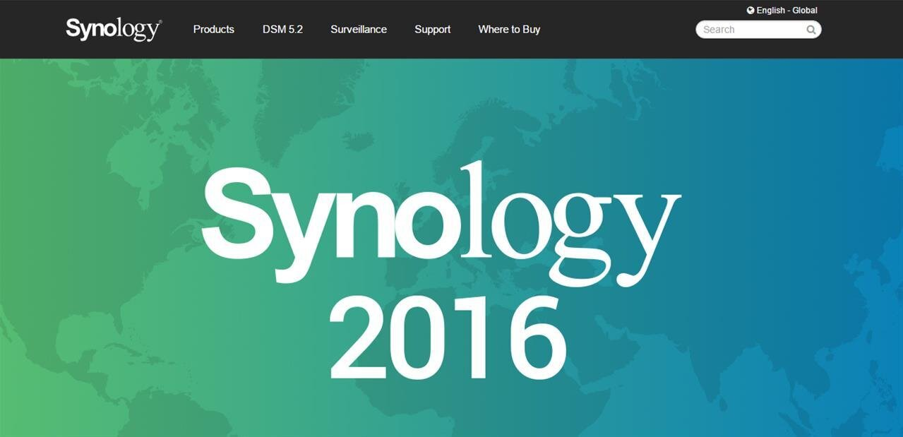 Synology : DSM 6.0 bêta en septembre, inscrivez-vous pour le découvrir