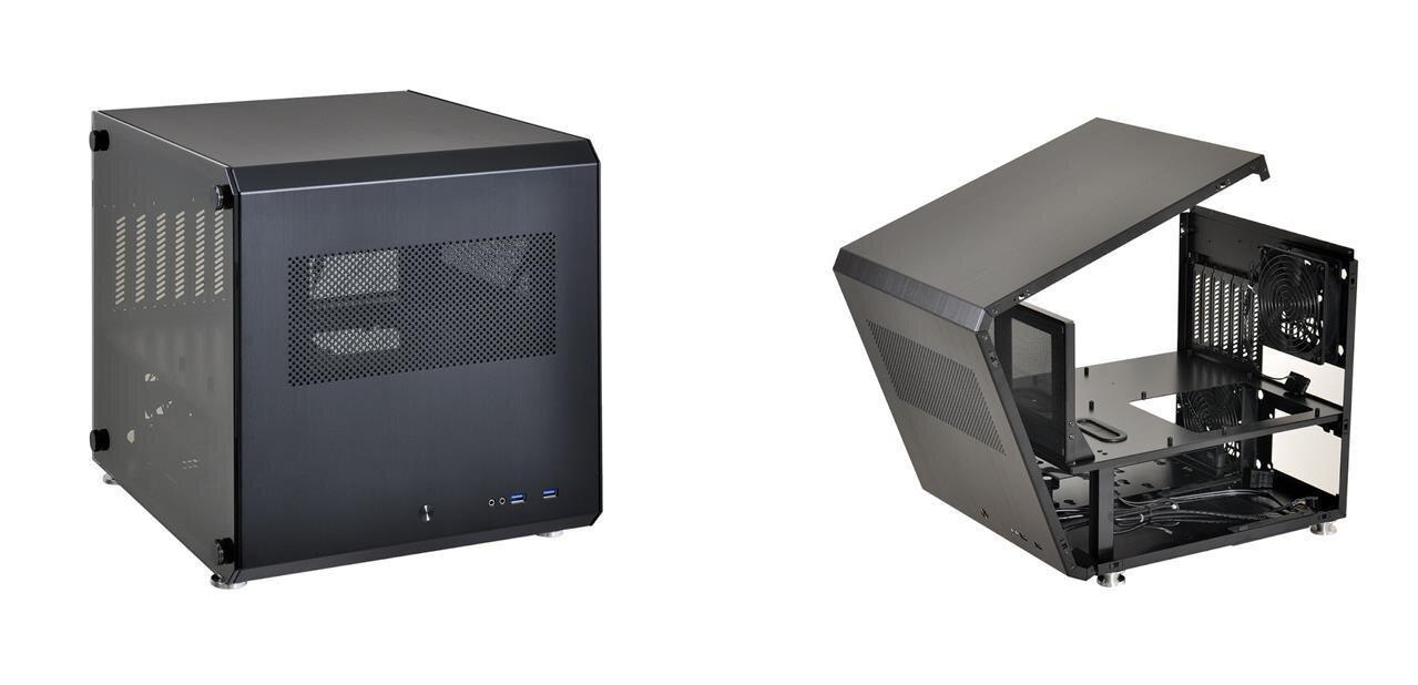 Lian Li PC-V33 : un boîtier ATX cubique pour des configurations musclées