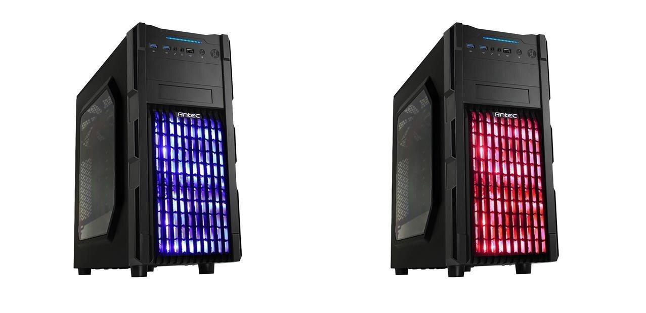 Antec lance le GX200, un boîtier gamer à partir de 40 euros