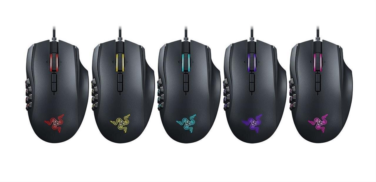 Razer : des produits dédiés à Overwatch et une nouvelle Naga à 16 000 dpi