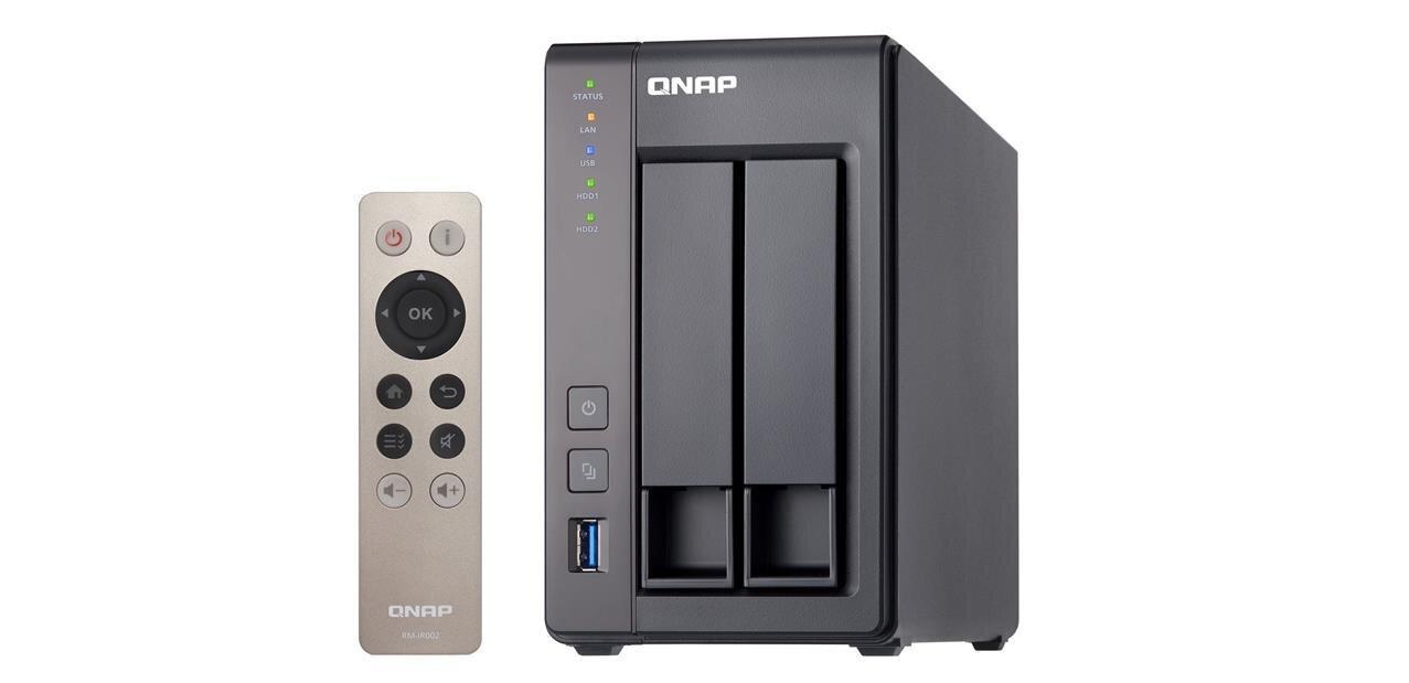 NAS TS-x51+ de QNAP : sortie vidéo HDMI, jusqu'à 205 Mo/s avec des données chiffrées
