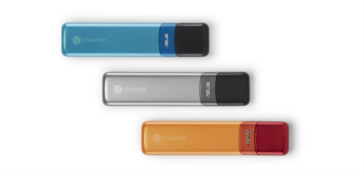 ASUS lance sa Chromebit, une clé HDMI sous Chrome OS à 85 dollars