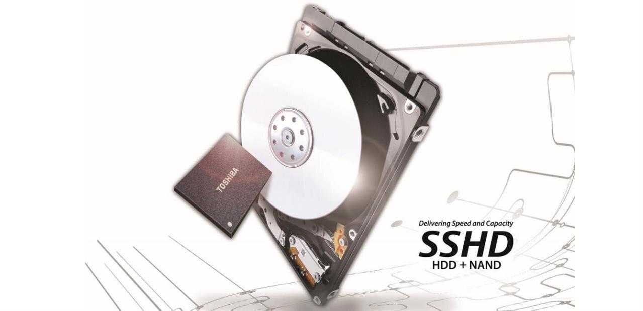 """Stockage : Toshiba mise sur un HDD de 2,5"""" de 3 To, les SSHD et une carte SD avec NFC"""