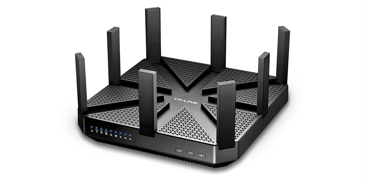 TP-Link Talon AD7200 : un routeur Wi-Fi 802.11ad à plus de 7 Gb/s