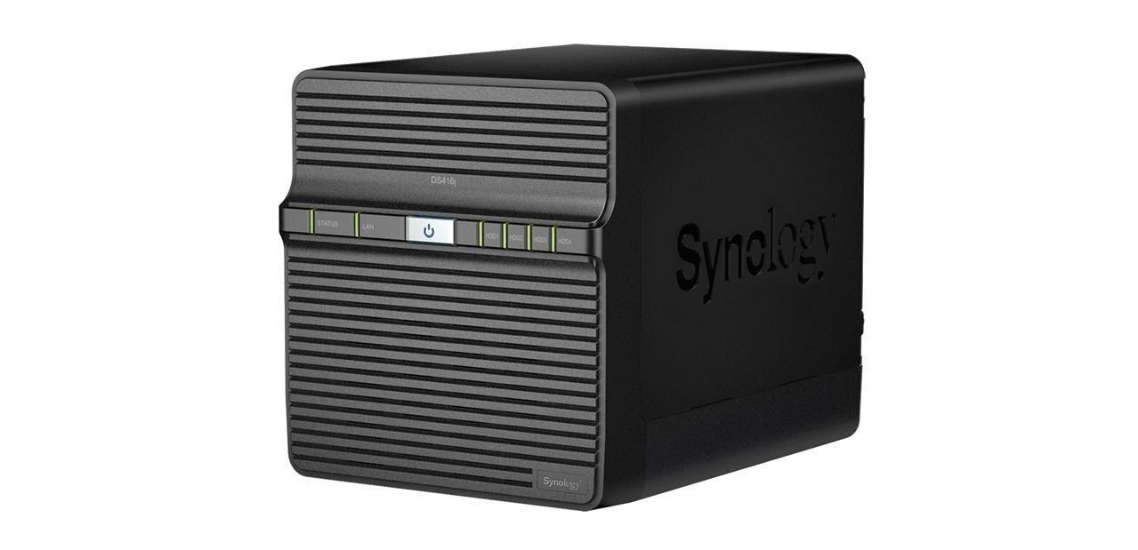 Synology DS416j : un NAS d'entrée de gamme avec quatre baies à 312 euros
