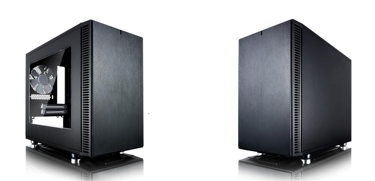 Define Nano S : un boîtier mini-ITX chez Fractal Design, dès 70 euros