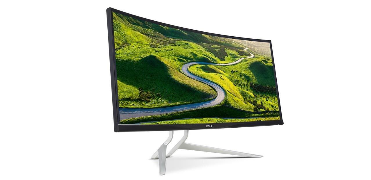 AcerXR342CKet AOCC3583FQ: des écrans incurvés de 34/35 pouces compatibles FreeSync