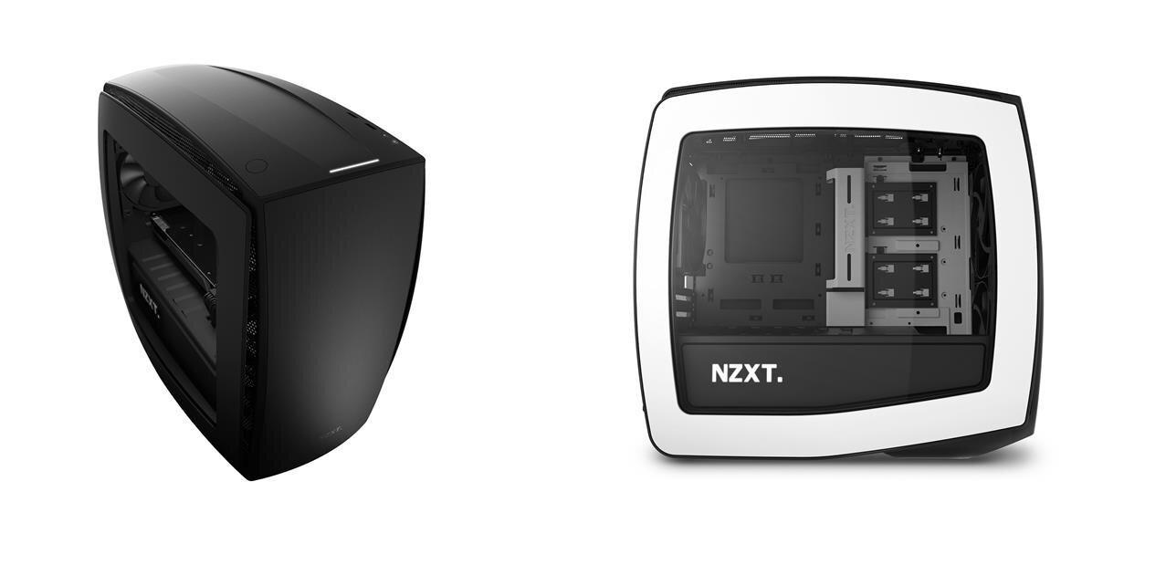 NZXT Manta : un boîtier mini ITX au format XXL