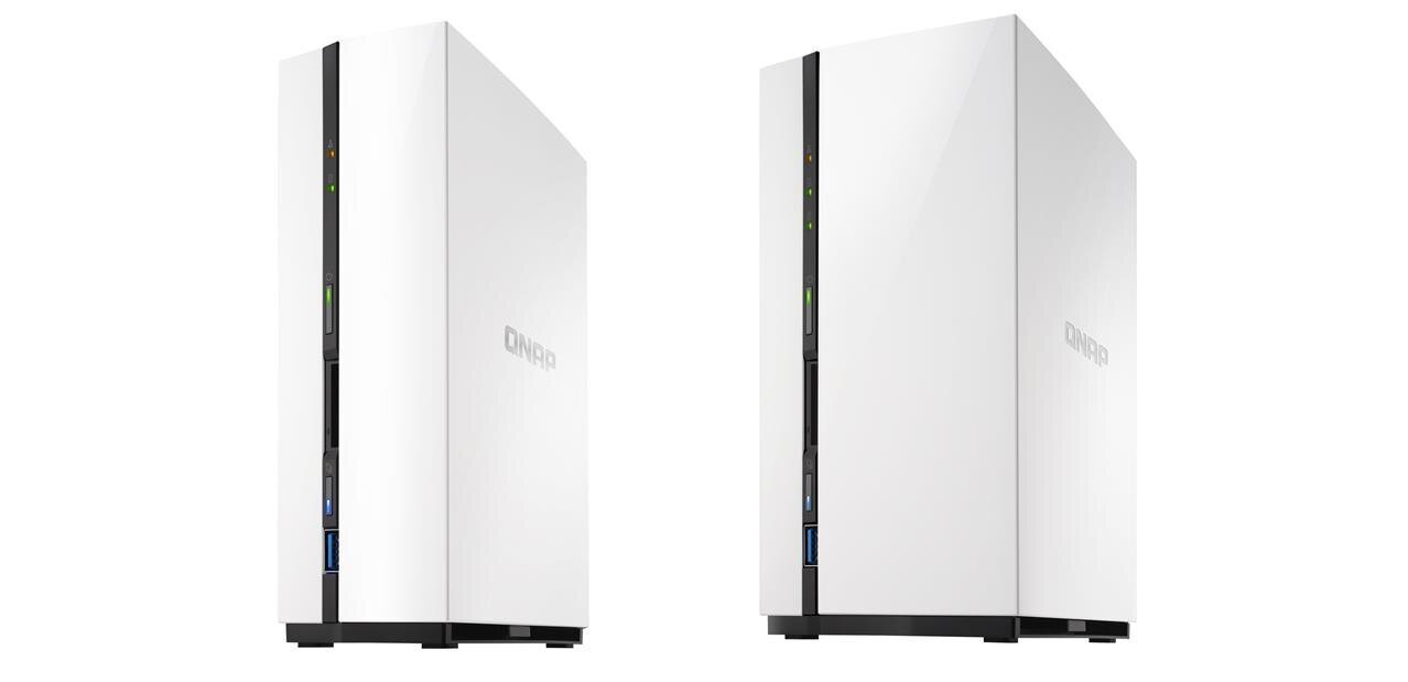 QNAP TS-128 et TS-228 : deux NAS d'entrée de gamme, dès 155 €