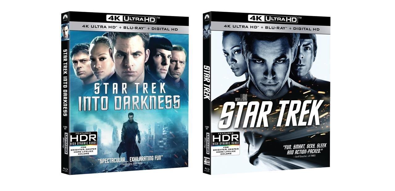 Star Trek arrivera en Ultra HD Blu-ray le 14 juin pour... 48 dollars
