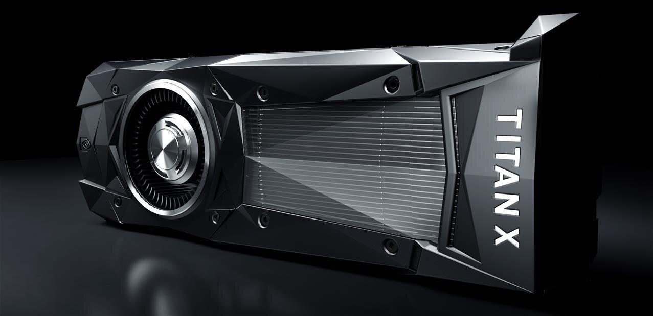NVIDIA dévoile sa nouvelleTitan X (GP102) qui sera lancée le 2 août à 1 200 dollars