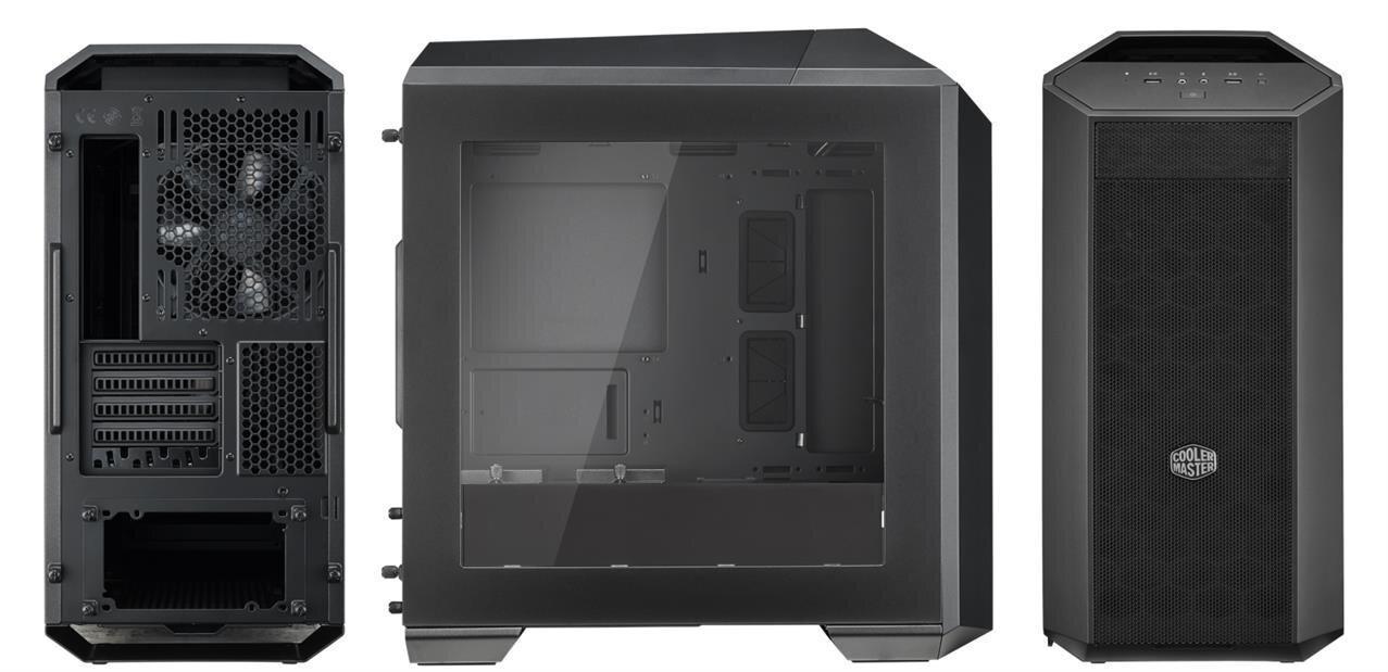 MasterCase Pro 3 : Cooler Master décline son MasterCase en micro-ATX à 99 euros