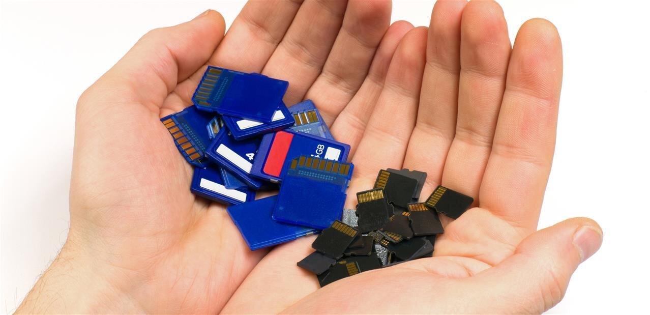 CFexpress : une nouvelle gamme de cartes mémoire, qui exploitent le PCIe 3.0 et le NVMe