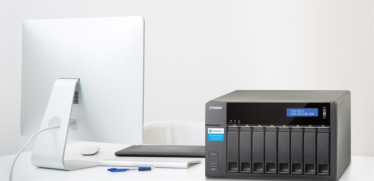 QTS 4.3 bêta de QNAP : lecteur optique (Blu-ray/DVD) USB, clap de fin pour certains NAS