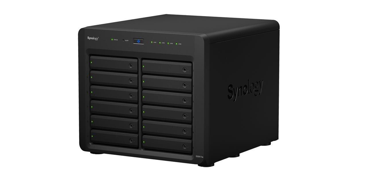 NAS Synology : FS3017 à plus de 10 000 euros, DS3617xs avec Xeon aux commandes