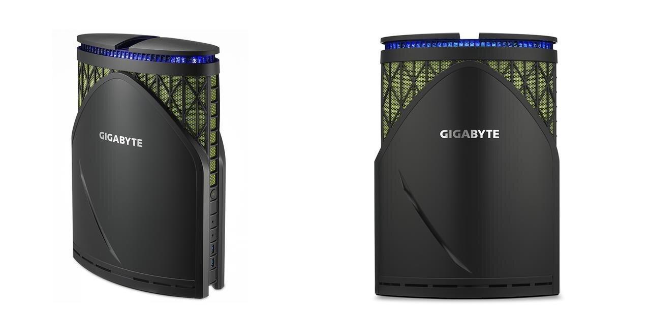 Gigabyte Brix Gaming GT : un mini PC avec une carte graphique PCIe haut de gamme