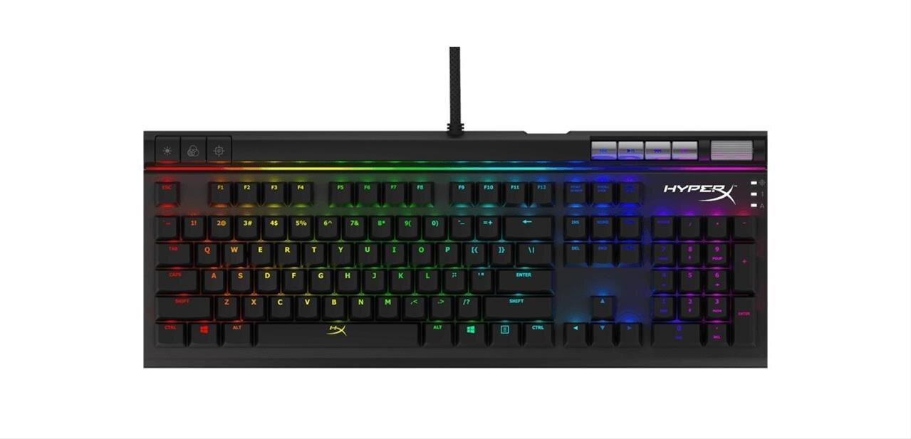 HyperX : deux claviers, une souris et un casque pour joueurs prévus en 2017