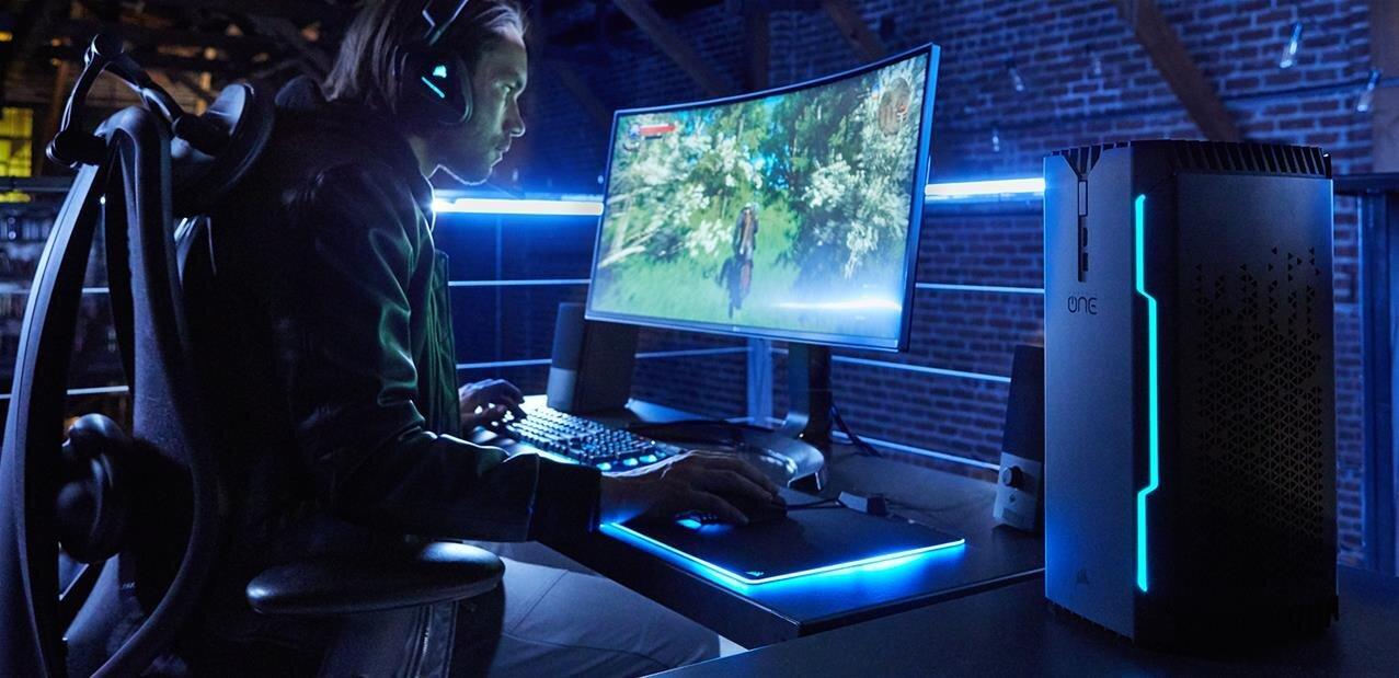 Corsair annonce son One, un PC complet qui sera disponible en France
